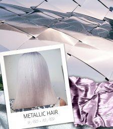 Color trends / Metallic