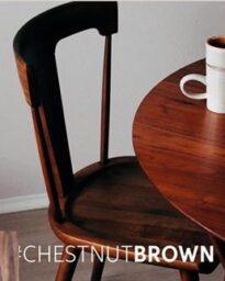 De #chestnutbrown trend