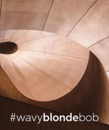 #WavyBlondeBob